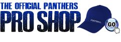 Official Panthers shop